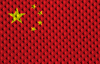 China flag