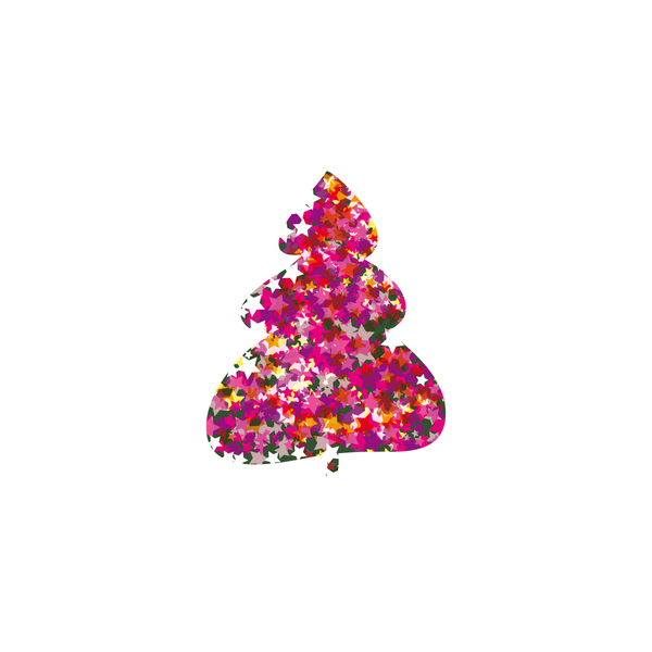 Christmas tree: another abstract christmas tree