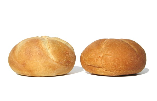 two buns: none