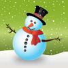 Snowmen green