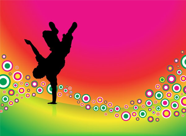 Breakdancer vector 6: A vector of a breakdancer.High quality and usable for your backgrounds, presentations, blogs, etc.Please leave a comment if you like it or use it. It stimulates me to create more stockphotos / vectors and credit me with