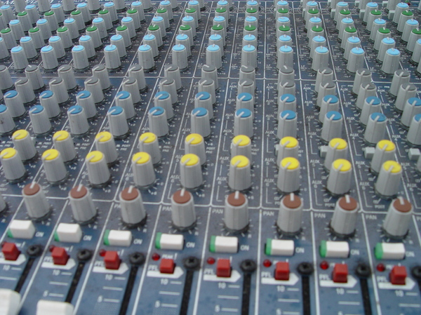 sound board 1: just a concert soundboard