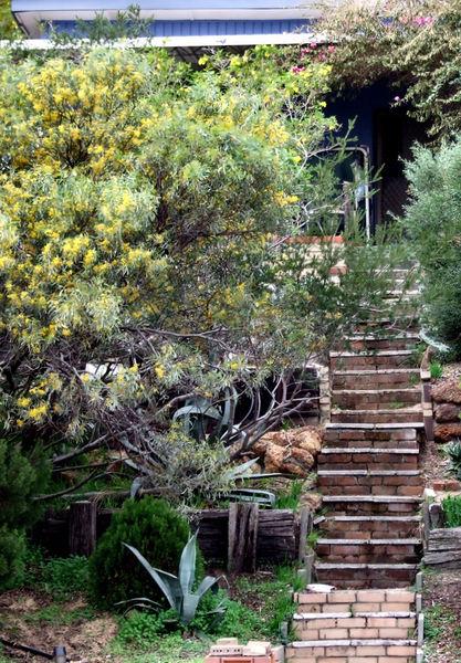 Stock de fotos gratis suburbia8 pendiente tacluda - Jardines en pendiente ...