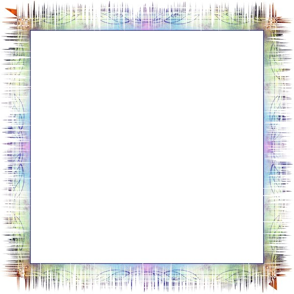Grungy Collage Frame 3: A grungy, coloured ornate frame with a unique border. You may prefer:  http://www.rgbstock.com/photo/nVqMwoW/Arty+Grunge+Background+6  or:  http://www.rgbstock.com/photo/nzn1bS0/Grungy+Black+Frame