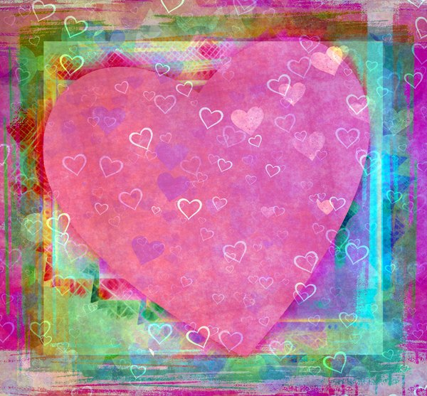 Valentine Grunge 21: A high resolution arty, grungy textured background for Valentine's Day or any other time you want to show love. Colours that appeal to the eye. You may prefer this: http://www.rgbstock.com/photo/2dyX8PM/Valentine+Grunge+4  or this:  http://www.rgbstock.co