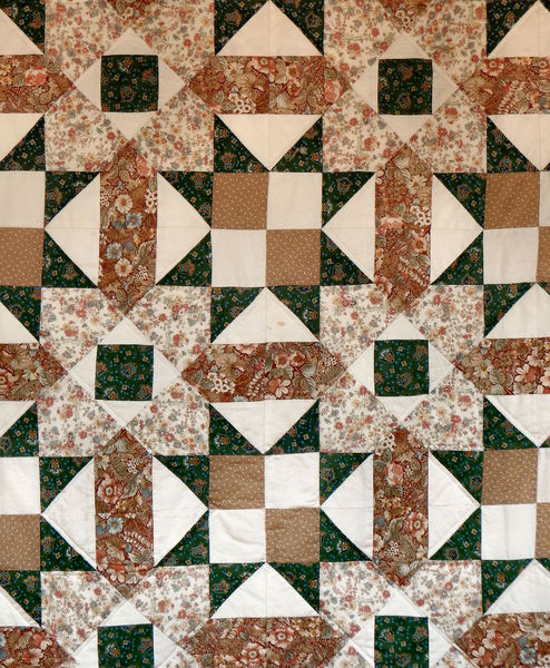 quilting corner4: quilting samples from public quilt display