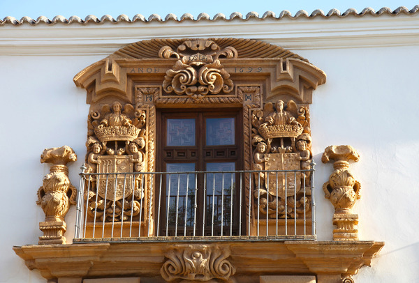 Free stock photos rgbstock free stock images balcony for Balcony in spanish