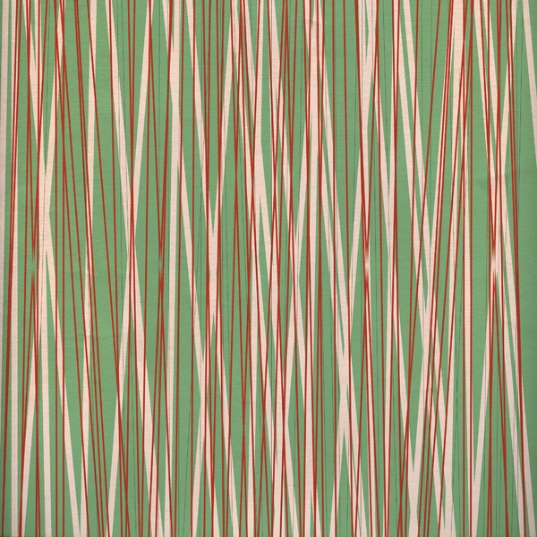 Christmas paper wavy lines: Christmas paper background with wavvy lines