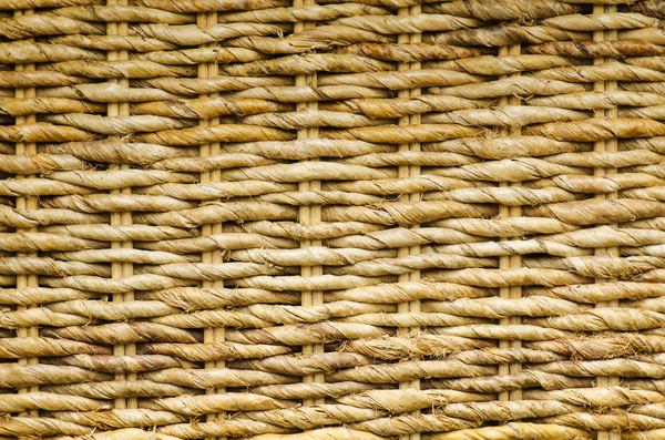 Wicker rotan: rotan background texture