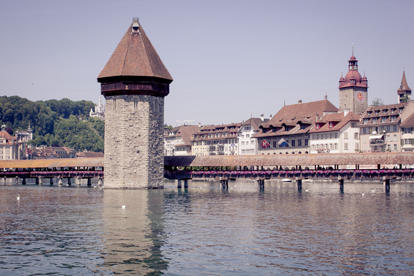 Lucerne Cityscape 5: Photo of Lucerne cityscape