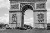 Arc De Triomphe in Paris 1