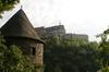 Vianden Castle , Luxembourg