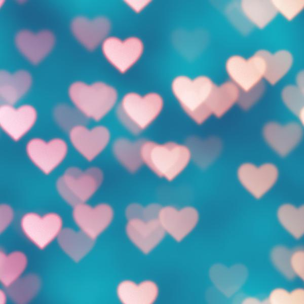 Bokeh Hearts Tile: A tilable heart shaped bokeh effect makes a great background, fill or texture. You may prefer:  http://www.rgbstock.com/photo/mQb7kA4/Lots+of+Hearts+4  or:  http://www.rgbstock.com/photo/nNYfT9m/Dreamy+Hearts