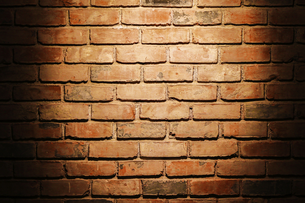 Wall Lights On Brick : Free stock photos - Rgbstock - Free stock images Spotlight on Brick Wall crisderaud ...