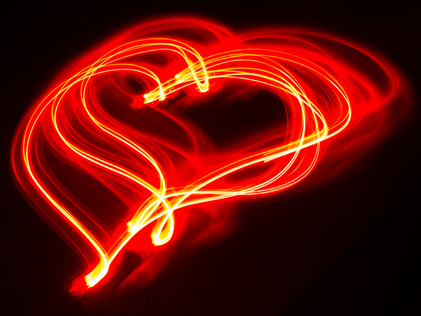 Heart: Heart of light