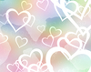 Hearts Background 8