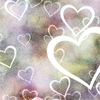 Hearts Background 4