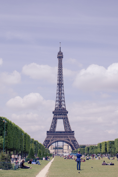 Eiffel Tower 3: Photo of Eiffel Tower in Paris