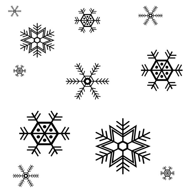 Snowflake Design Background 3: A black and white snowflake design. This tiles well. You may prefer:  http://www.rgbstock.com/photo/2dyVRmp/Snowflake+Design+Background  or:  http://www.rgbstock.com/photo/nPLQVKW/Sparkles+and+Snowflakes+4
