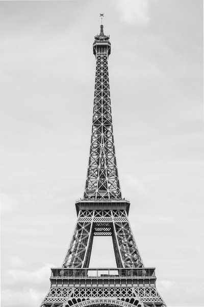 Eiffel Tower 6: Photo of Eiffel Tower in Paris