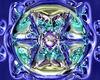 bubble glass circular pattern1