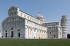 Cathedral and Tower in Pisa