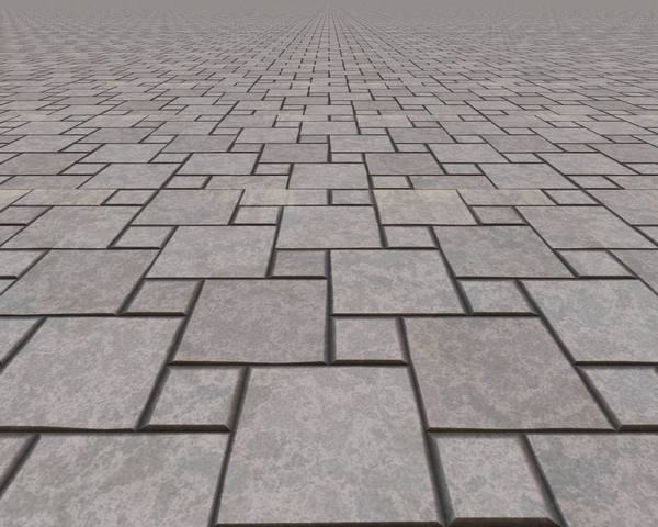 Never Ending: A stone terrace that extends infinitely. You may prefer:  http://www.rgbstock.com/photo/2dyVS8K/Checkerboard+%2F+Chequerboard+1  or:  http://www.rgbstock.com/photo/mZxDOGg/Infinite+Perspective+3