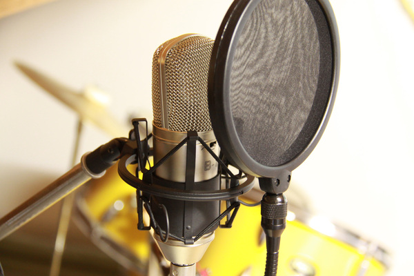 Large Diaphragm Microphone: geen omschrijving