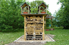 Deluxe insect hotel