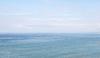 Dreamy sea and sky
