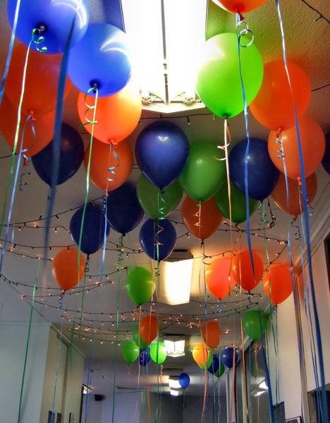 office party decorations. office party prep4 decorations r