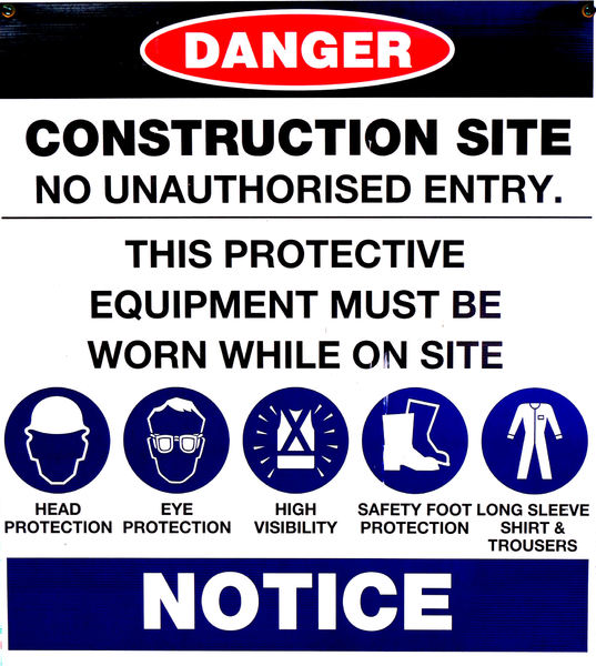 protect yourself: construction site guidelines for workers