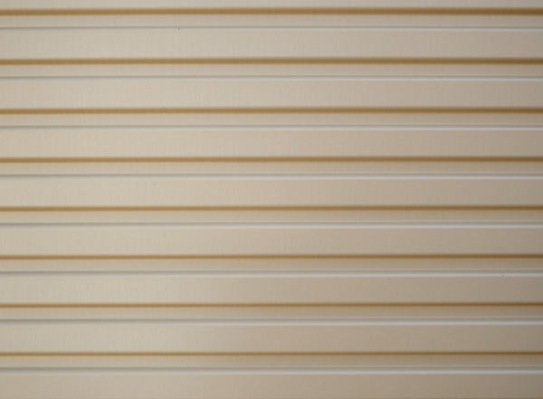 ribbed metal door background1: tinted metal garage roller door